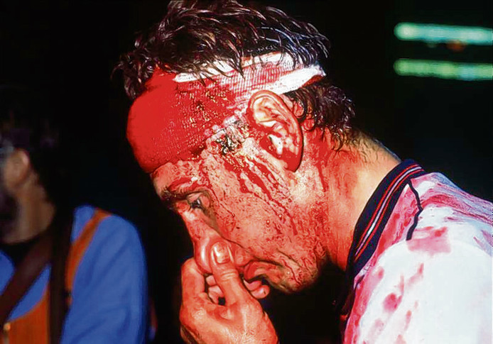 Terry Butcher.