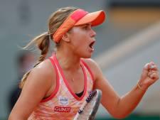 Kenin verslaat Kvitova in twee sets en kan na Australian Open ook Roland Garros winnen