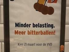 VVD Delft heeft de op één na slechtste politieke slogan