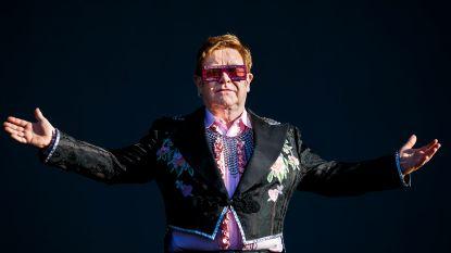 """Elton John schrijft open brief aan Vladimir Poetin: """"Ik was erg overstuur"""""""