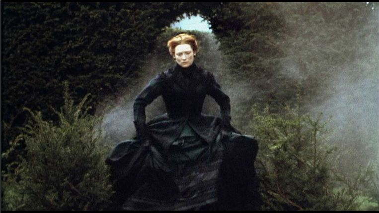 Tilda Swinton in Orlando (Sally Potter, 1992). Beeld