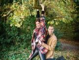 """De liefdesgeheimen van Kelly Pfaff (43) & Sam Gooris (47): """"Wij gaan nooit met ambras slapen"""""""