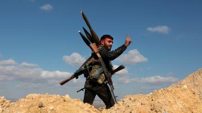 Drie Turkse soldaten gedood in noorden van Syrië tijdens militaire operatie