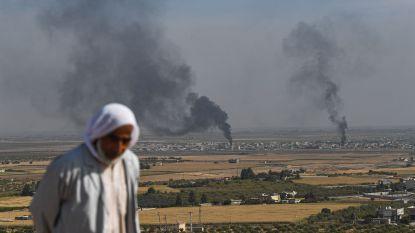 """""""Honderden doden door Turkse inval Noord-Syrië"""""""