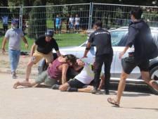Belgen in elkaar geslagen op Frans jeu de boules-toernooi: 'Ze zaten ons achterna met hun ballen'