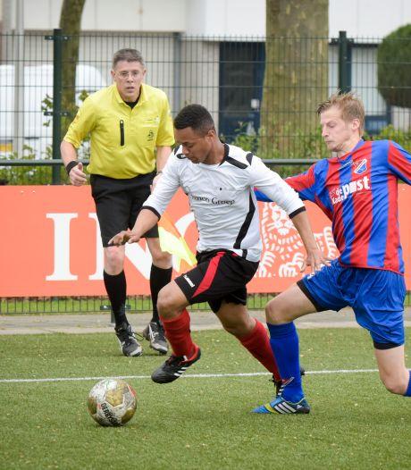 Programma amateurvoetbal: twee streekderby's in 1C en Helmondse topper in 4F
