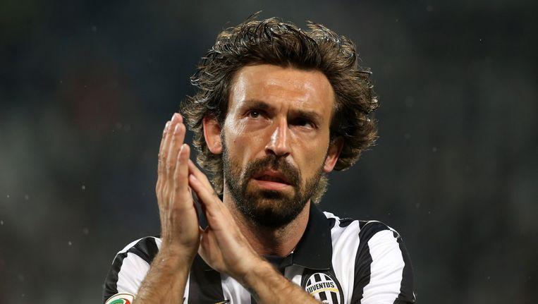 Pirlo bij Juventus.