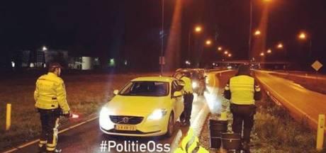 Vier mensen moeten rijbewijs inleveren bij alcoholcontroles in Ravenstein en Loosbroek