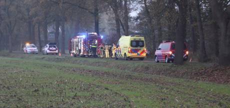 Man (20) uit Haaksbergen nacht lang in auto na dodelijk ongeluk