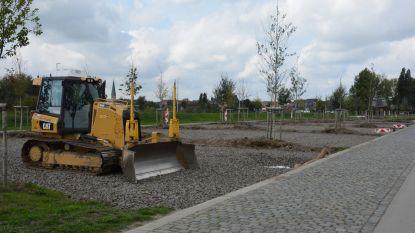Capaciteit parking Scheldelei wordt uitgebreid