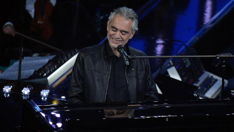 Bocelli is de bestverkopende soloartiest in de geschiedenis van de klassieke muziek. Beeld anp
