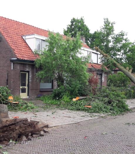 Malafide bedrijven bieden slachtoffers tornado hun diensten aan: 'Dat is dan 800 euro'