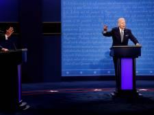 Les micros de Trump et Biden pourront être coupés pour éviter la cacophonie lors du dernier débat