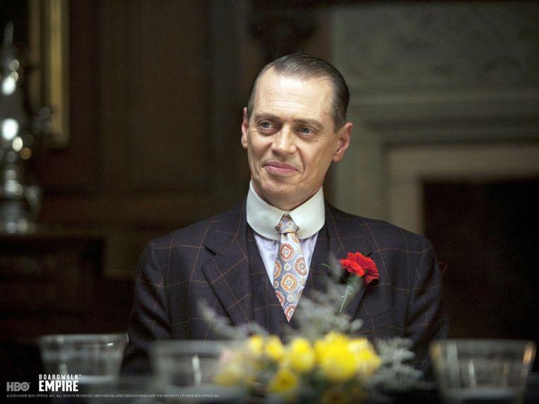 Steve Buscemi als Nucky Thompson Beeld HBO