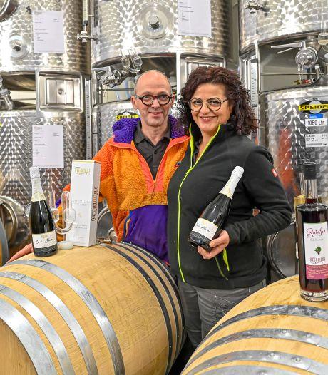 Een virtuele wijnproeverij met Kruislandse wijn: 'Geen vervoer naar huis nodig!'