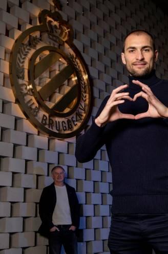 """Marc Degryse voert rechttoe rechtaan babbel met Bas Dost: """"Overwinteren in Champions League? Ach, dan doen we dat toch volgend seizoen?"""""""