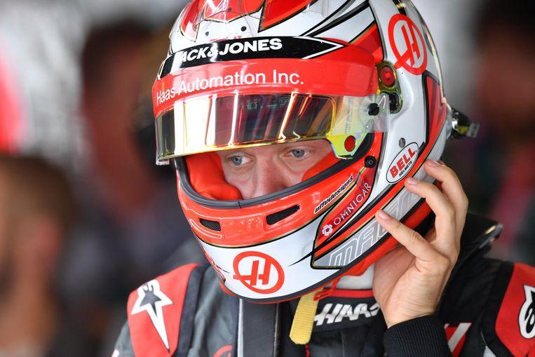 Kevin Magnussen liet zijn woede de vrije loop nadat Alonso hem tijdens de tweede fase van de kwalificaties wilde inhalen tijdens een snelle ronde.