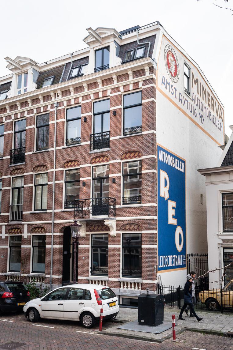 Blasiusstraat 4, appartementen uit het middensegment. Beeld Simon Lenskens