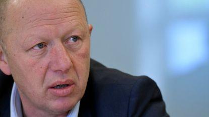 """Hans Bonte na uitzondering cumulverbod Crombez: """"We moeten absoluut een nieuwe voorzitter hebben"""""""
