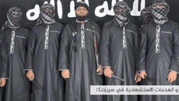 IS komt na claimen aanslagen Sri Lanka met bewijs: 'Dit zijn de aanslagplegers'