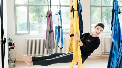 """Evy Gruyaert vond balans tussen werk en gezin: """"Yoga heeft me geleerd te focussen op één taak tegelijk"""""""