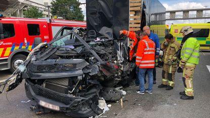 Grote hinder op Antwerpse ring richting Gent door ongeval: Liefkenshoektunnel naar Gent tolvrij
