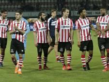 Sparta neemt na degradatie afscheid van vijftien spelers