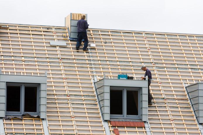 Hanzepoort in Lochem moet een woon-werk-wijk worden.