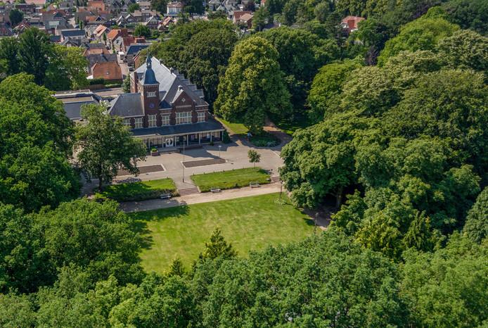 Het Volkspark maakt deel uit van het plan voor het opknappen van de oostelijke groene long in Rijssen.