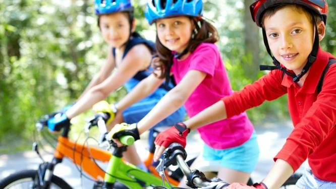 Bike2School stimuleert Kempense kinderen om vaker naar school te fietsen