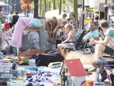 Een zakcentje verdienen op de Nijverdalse kinderrommelmarkt