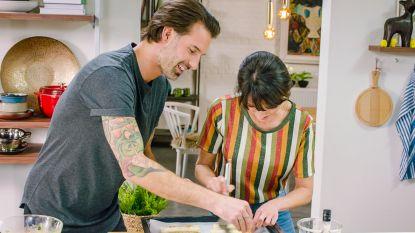 Maak net als Sean en Sandra lekkere hapjes met filodeeg en lamsvlees