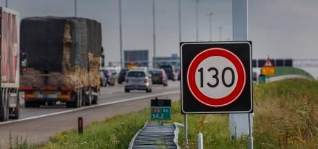 100 km/u. Maar wie hangt er in West-Brabant de vlag uit?