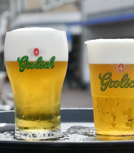 Drank verplicht in plastic in Kampen