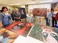 Griezelen met enge schilderijen in Westerhoven