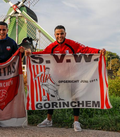 Derby SVW - Unitas wordt een  bijzonder treffen voor Farhou en Assaban