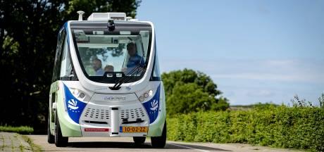 Onderzoek naar zelfrijdend vervoer op De Stok in Roosendaal