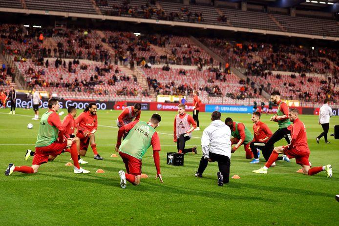 Les Diables éviteront l'Italie, la France et l'Espagne, mais pourraient jouer le Portugal, les Pays-Bas ou l'Allemagne.