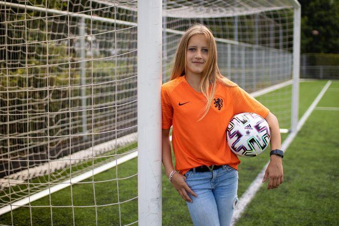 Sophie van Vugt uit Amersfoort.