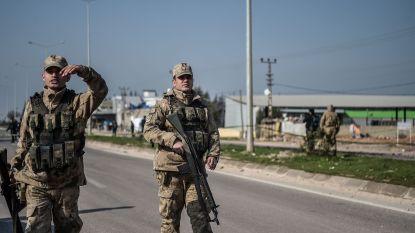 Elf Turkse soldaten gedood in Syrië:  zwaarste dodentol sinds begin offensief tegen Koerden