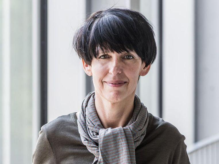 """""""De overgrote meerderheid van de bestaande woningen vervangen we beter door nieuwbouw"""", zegt architect Kati Lamens, voorzitter van het Netwerk Architecten Vlaanderen (NAV)."""