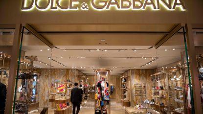 "Chinese winkels dumpen Dolce & Gabbana na ""racistisch"" filmpje"