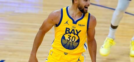 Un record de 62 points pour Stephen Curry face à Portland