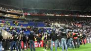 UEFA start disciplinair onderzoek tegen Lyon en Besiktas na hallucinante taferelen van gisteravond