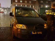 Fietser gewond door aanrijding met auto in Hengelo