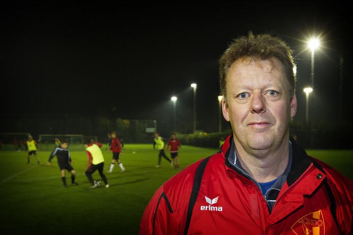 ONDO-trainer Mark Lommen.