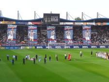 Steeds minder politie aanwezig bij thuiswedstrijden Willem II