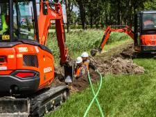 Holtheme heeft primeur met snel internet voor huizen in buitengebied
