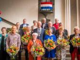 Deze 14 inwoners van Enschede hebben een lintje ontvangen