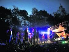 Flinke houseparty in bossen Chaam stilgelegd: 'Feestje moet kunnen, maar niet midden in de natuur'